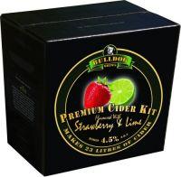 BB Bulldog Cider Jordgubb Lime