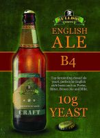 Bulldog B4 English Ale