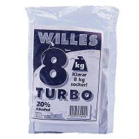 Willes 8 kg Turbo