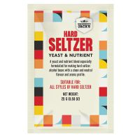 Mangrove Jack's Hard Seltzer Yeast and Nutrient 25g