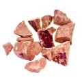Förseglingslack Bordeauxröd 250g