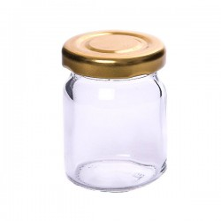 Burk m. skruvlock 50 ml