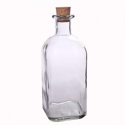 Fyrkantig Flaska 500 ml