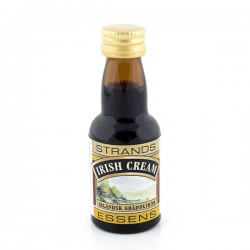 Strands Irish Cream