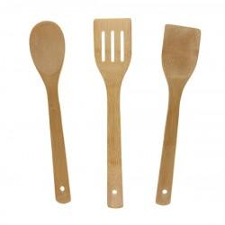 Köksset Bambu 3-pack