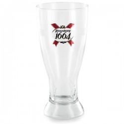 Ölglas Kronenbourg - 4 pack