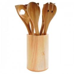 Laguiole 5 delars Bambuset