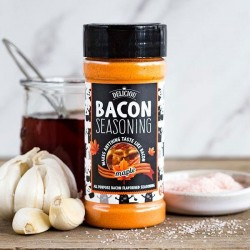 Deliciou Bacon Lönnsirap