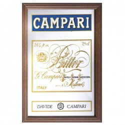 Barspegel Campari 22x32