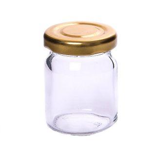 Burk m. skruvlock 60 ml