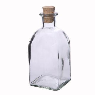 Fyrkantig flaska 250 ml