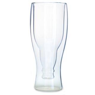 Glas med Flaska 450 ML