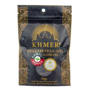 KHMER Kampot Svart 50 gr