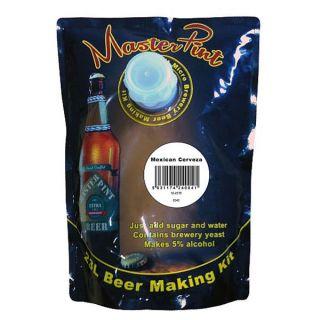 Master Pint Mexican Cerveza 23L