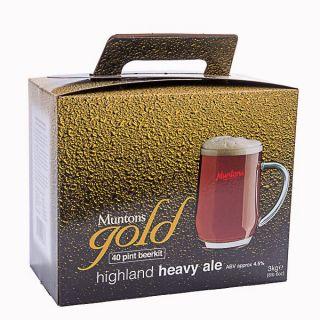 Muntons Gold Highland Heavy