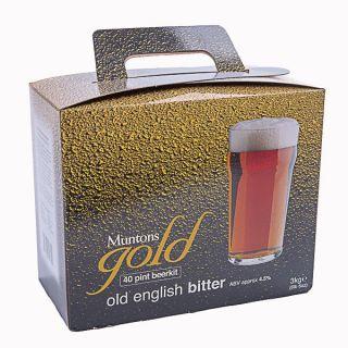 Muntons Gold English Bitter