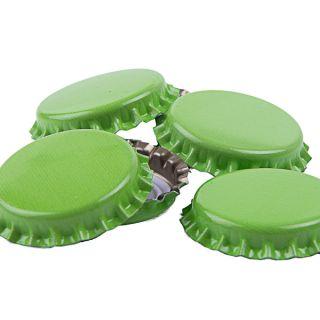 Ölkapsyler Grön 250-pack