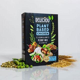 Deliciou Plant Based Chicken 140g