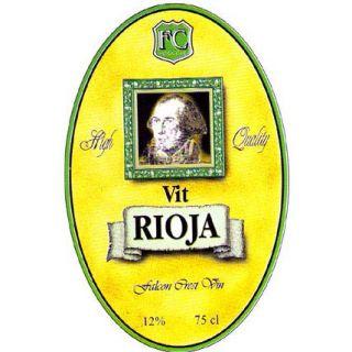 FC Lyxetikett Vit Rioja