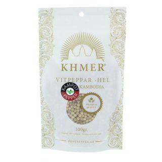 KHMER Kampot Vit 100 gr