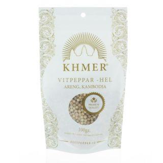 KHMER Vitpeppar Areng 100 gr